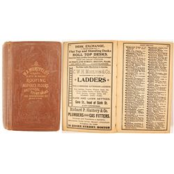 The Boston Almanac and Business Directory, 1894  82818