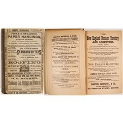 The Lowell Directory, 1885  82822