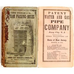 Pierson's Newark City Directory for 1860-1, v26  82848