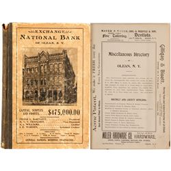 Olean [New York] Directory, 1899  82949