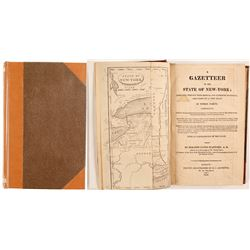 A Gazetteer of the State of New York, 1813  82860