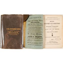 Boyd's Newport City Directory, 1867  82830