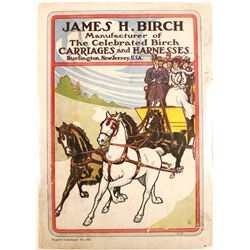 Birch Carriage and Harness Catalog  63156