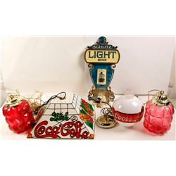 Lamps (Lot of Three)  85830