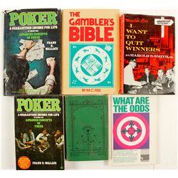 Gambling Book Group (6)  76943