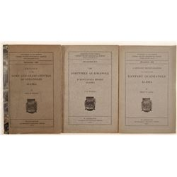 Geological Reports / U.S.G.S. / 3 Items.  109680