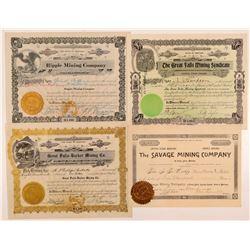 Great Falls, MT Mining Stocks (4)  108177