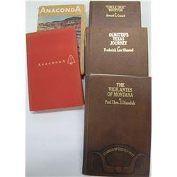 Books of Vigilantes of Montana, Anaconda Mine  62011