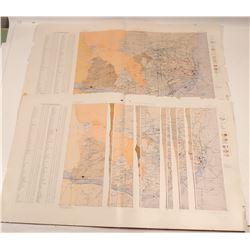 Geologic Atlas of the U.S. Fort Benton Folio, Montana  109499