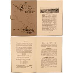 "Mining Story / "" The Heritage of the Desert ""  109660"