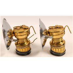 Carbide Lamps / 2 items.  106290