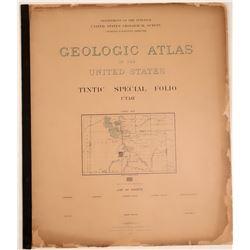 Tintic Special USGS Folio  109502