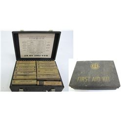 MSA Metal First Aid Kit  89306