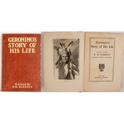 Geronimo's Story of His Life (Book) 2nd Edition  76959