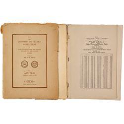 Max Mehl Auction Catalog  85549