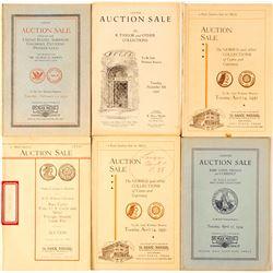 Max Mehl Auction Catalogs  85551