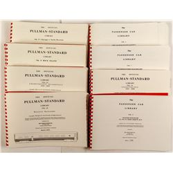 Pullman Railroad History Books  49917