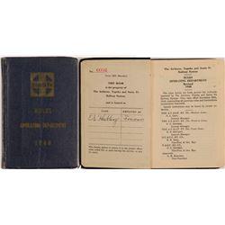 Santa Fe Railroad Book of Operating Rules  108599