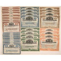 Nash Motors / Nash-Kelvinator Corp. Stock Certificates (36)  106851