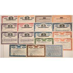United Aircraft  Specimen Stock Certificates  106749