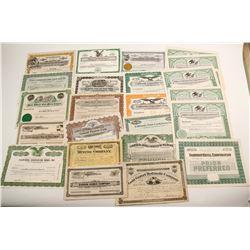California Stock Collection (24)  90315