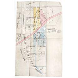 Plot of Part of Higginsville, MO  64315