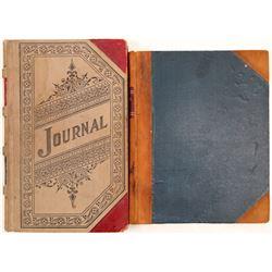 Montana Ranch Account Journals  105831