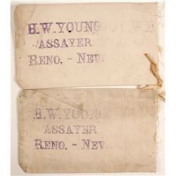 H.W. Young Assayer Canvas Bags  63262