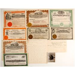 Nevada Collection from Rare Towns, Etc  89872