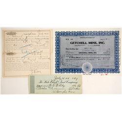 Nevada Notable Signatures  89873