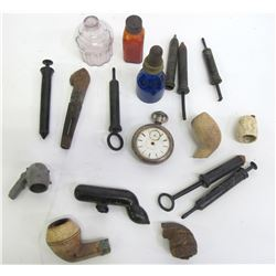 Assorted Small Household Antiquities from Utah Mines  88378