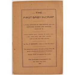 First Baby in Camp and other Stories  81411