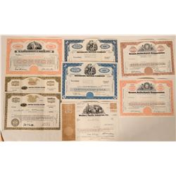 Stock Certificate Group  108591