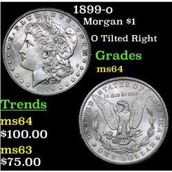 1899-o Morgan Dollar $1 Grades Choice Unc