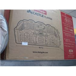 DWINGLER CASTLE PLAY PEN
