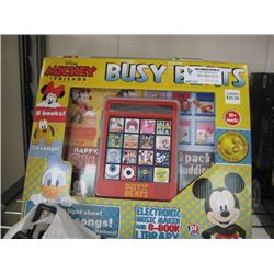 MICKEY AND FRIENDS BUSY BEATS