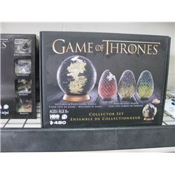 GAME OF THRONES COLLECTOR SET