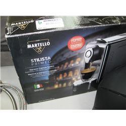 MARTELLO STILISTA PRIMEO ESPRESSO CAPSULE SYSTEM