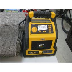 CAT CHARGER AND COMPRESSOR