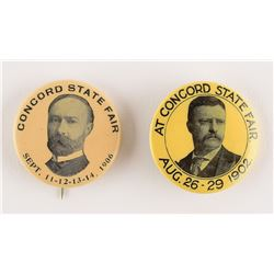 Theodore Roosevelt and Charles W. Fairbanks