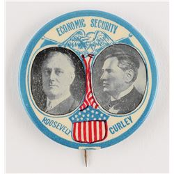 Franklin D. Roosevelt and James M. Curley