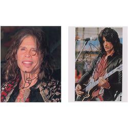 Aerosmith: Tyler and Perry
