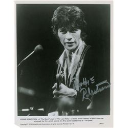 The Band: Robbie Robertson