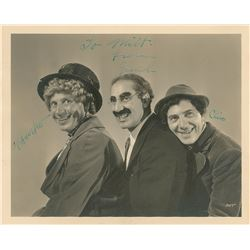 The Marx Brothers