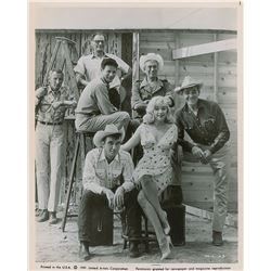 Marilyn Monroe and The Misfits