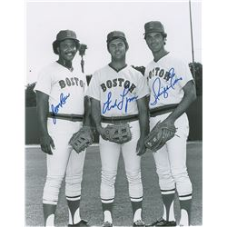 Boston Red Sox: Rice, Lynn, and Evans