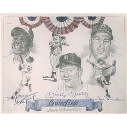 Mantle, Mays, and Snider