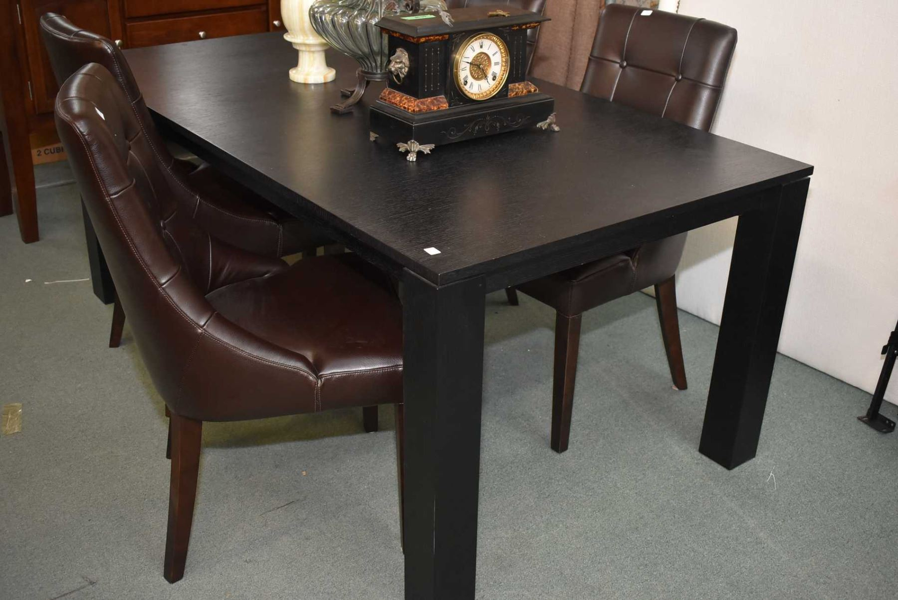 Dining Room Table With Slide Out Leaves 2