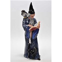 "Royal Doulton figurine ""The Wizard"" HN2877"