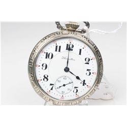 Hamilton size 16, 21 jewel grade 992, model 2 pocket watch. Serial # 1374695, dates this RR grade po
